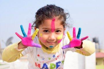 День защиты детей. Растим креативного ребенка!