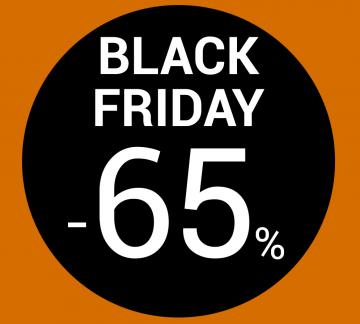 Black Friday! Скидки 65% на ВСЁ!