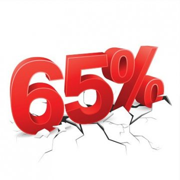 Апрельская распродажа. -65%